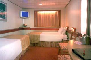 Carnival Fascination Cabins U S News Best Cruises