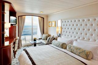 Crystal Serenity Cabins U S News Best Cruises
