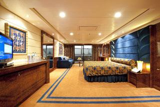 MSC Splendida Cabins | U.S. News Best Cruises