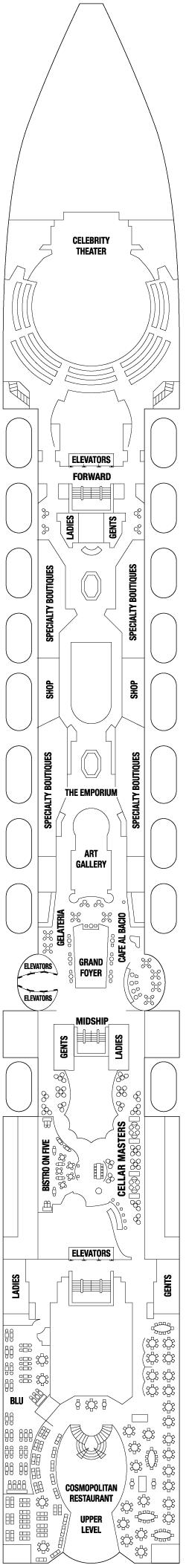 Entertainment Deck