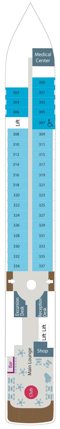 Le Lyrial Deck 3