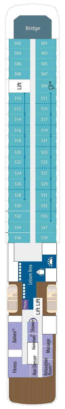 Le Lyrial Deck 5