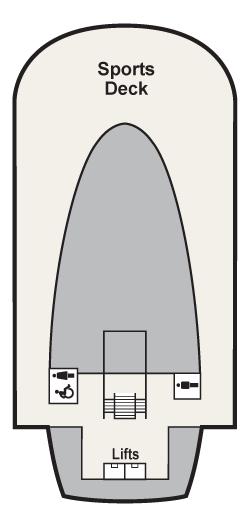 Viking Sea DECK 9