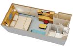 9555 Floor Plan