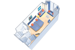 6583 Floor Plan