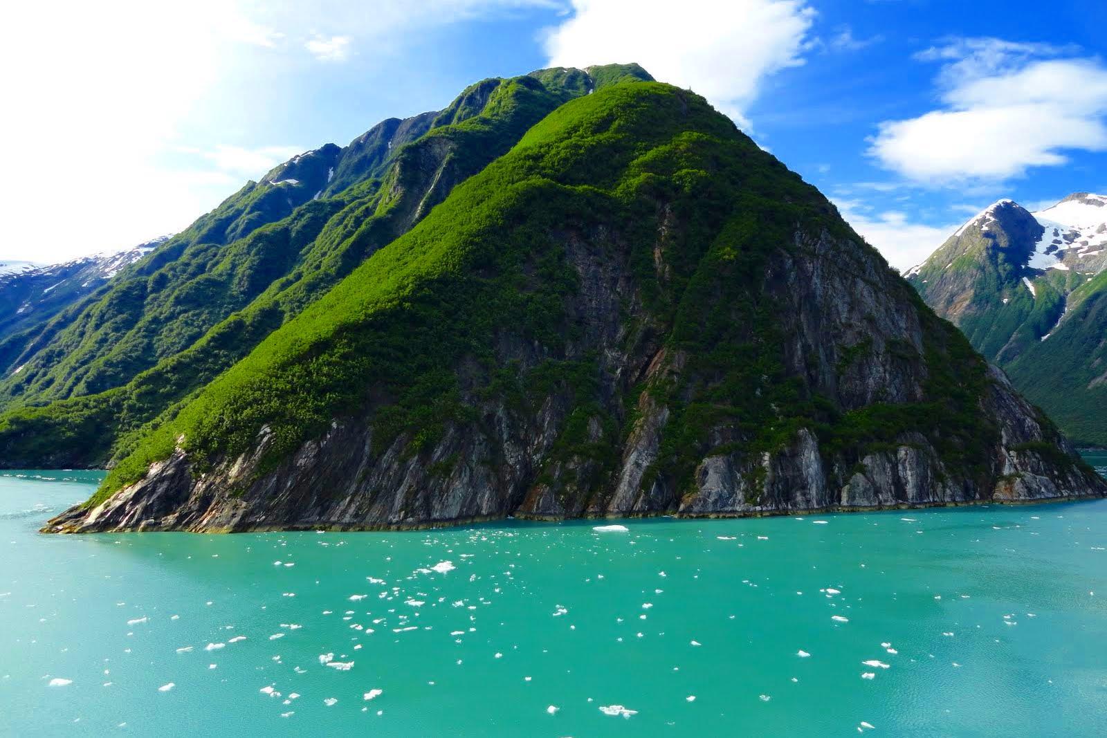 Cruise Tracy Arm Fjord, Alaska
