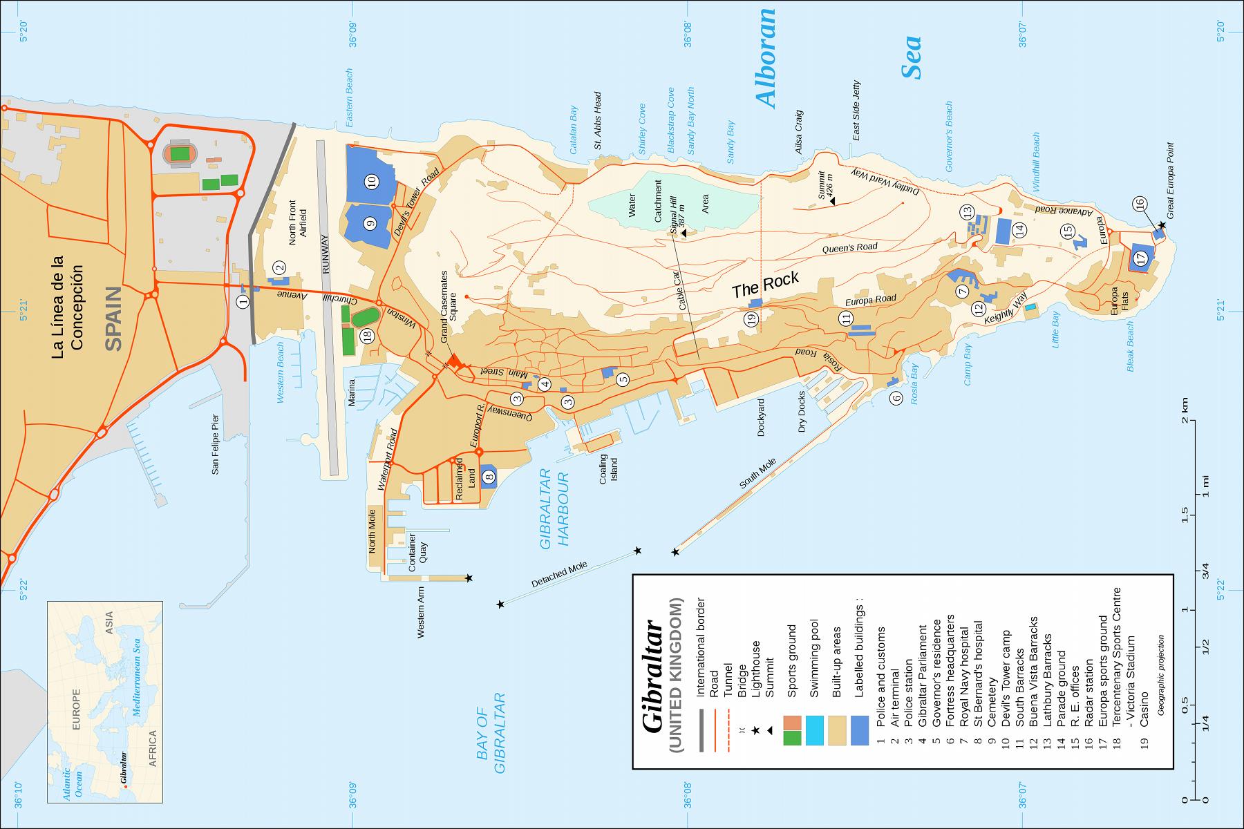 Gibraltar  (U.K.)