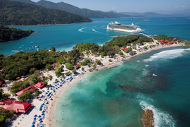 Labadee (Cruiseline Private Island)