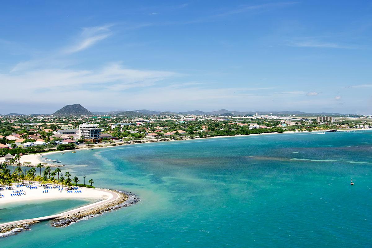 Cruises To Aruba >> Oranjestad Aruba Cruise Port Cruiseline Com