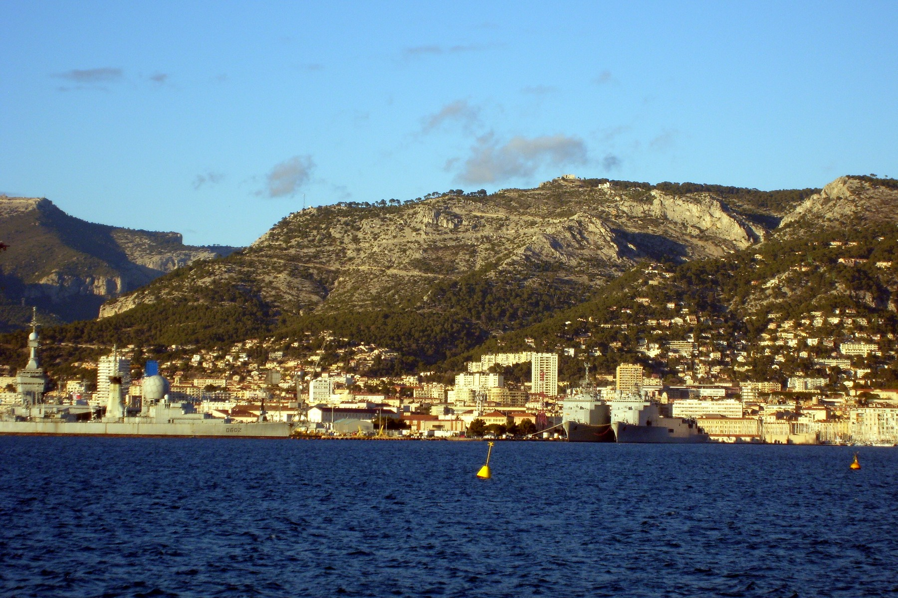 Photo of Toulon, France