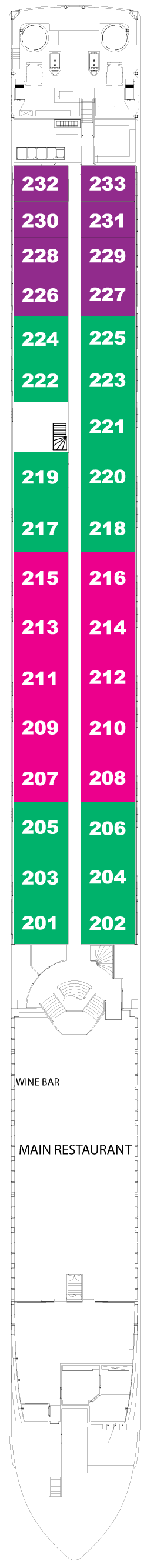 AmaSerena Deck 2