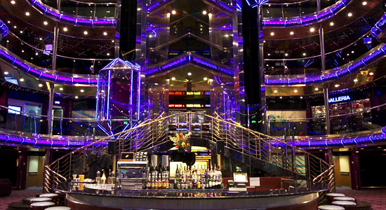 Carnival Sensation Features And Amenities