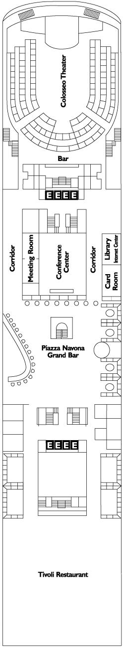 Costa Classica Rome