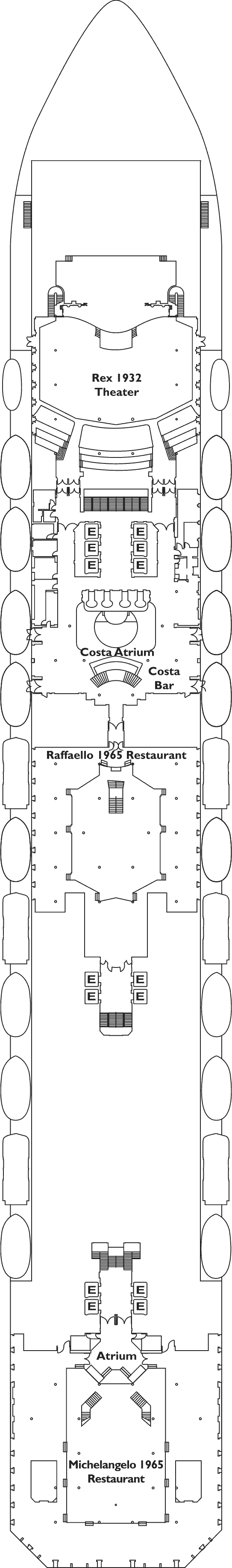Costa Fortuna BUENOS AIRES