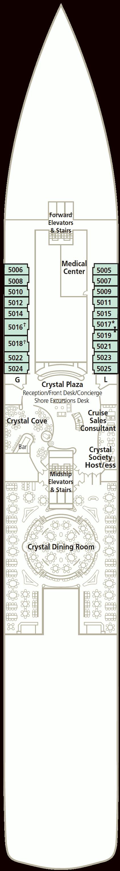 Crystal Symphony Crystal