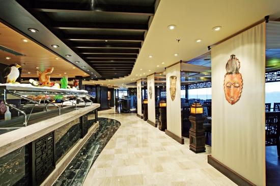 MSC Splendida Cruise Ship - Reviews and Photos ...