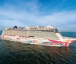 Norwegian Joy deck plans