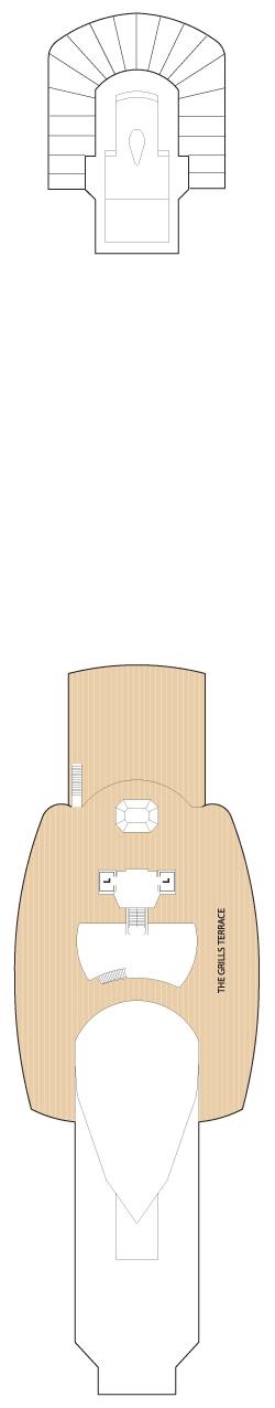 Queen Elizabeth Deck 12