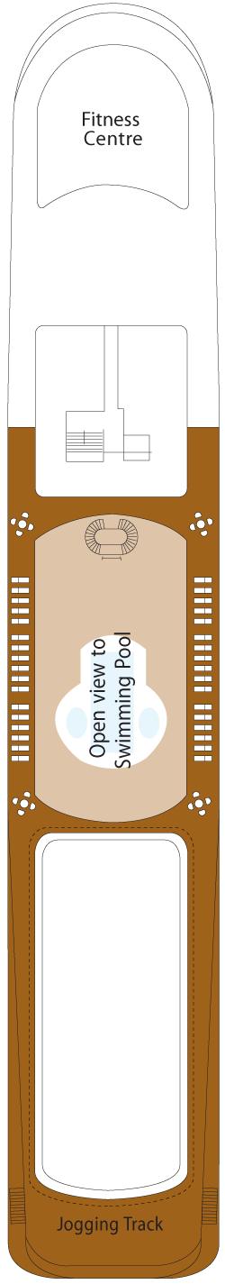 Silver Cloud Deck 9
