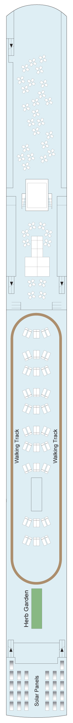 Viking Bestla Sun Deck