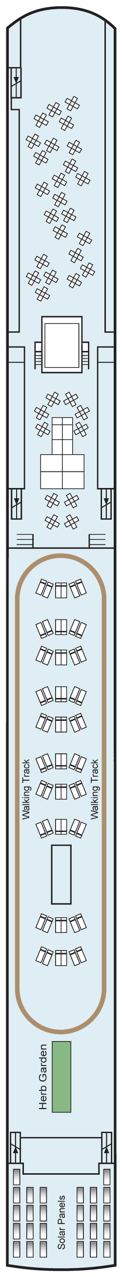 Viking Buri Sun Deck