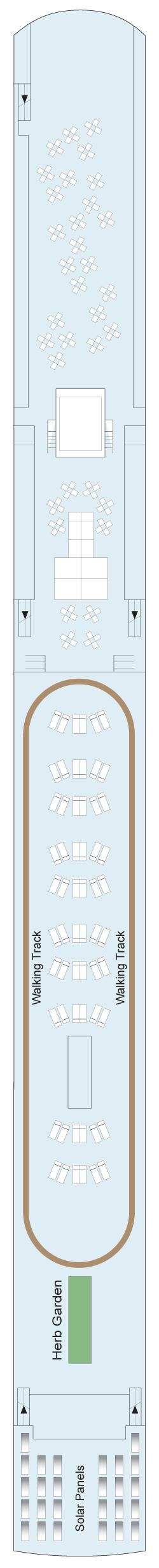 Viking Eistla Sun Deck