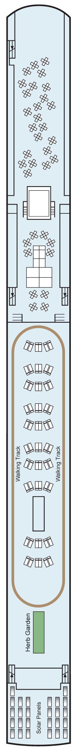 Viking Kara Sun Deck