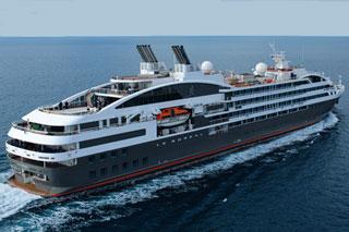 Compagnie Du Ponant Yacht Cruises
