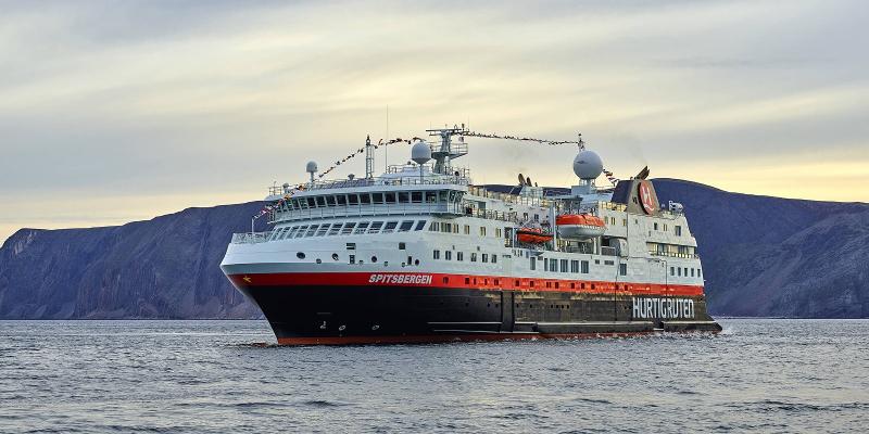 Hurtigruten Cruises