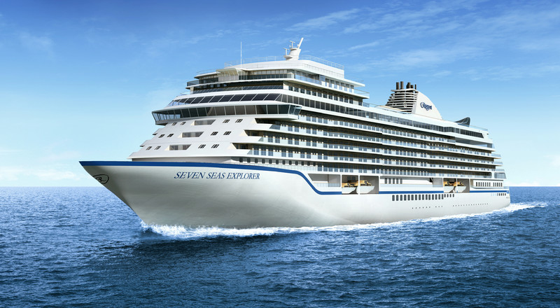 Seven Seas Explorer deck plans